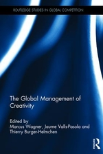 livre The Global Management of Creativity